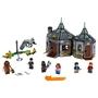 LEGO Harry Potter 75947 - Hagrids stuga: Rädda Vingfåle