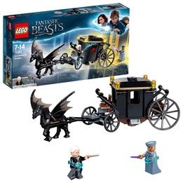LEGO Harry Potter - Grindelwalds flykt 75951