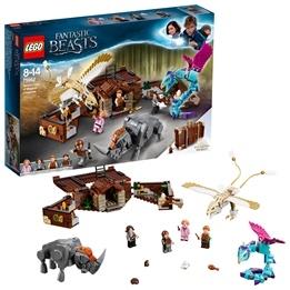 LEGO Harry Potter - Newts väska med magiska varelser 75952
