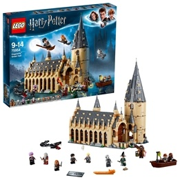 LEGO Harry Potter - Stora salen på Hogwarts 75954