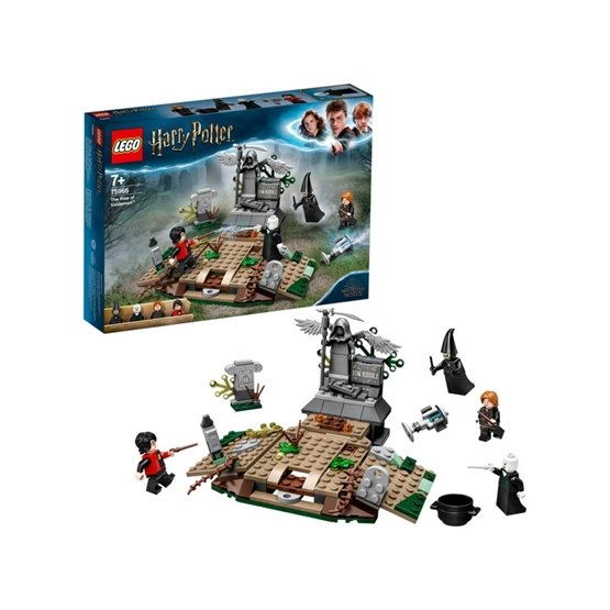 LEGO Harry Potter 75965 - Voldemorts återkomst