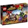 LEGO Super Heroes 76078, Hulk mot Red Hulk