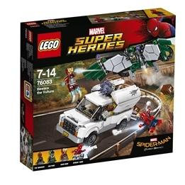 LEGO Super Heroes - Marvel: Varning för Vulture 76083