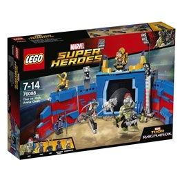 LEGO Super Heroes - Marvel: Thor mot Hulk: arenadrabbning 76088
