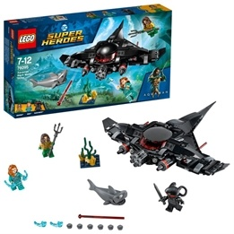LEGO Super Heroes 76095 - Aquaman: Black Manta attackerar