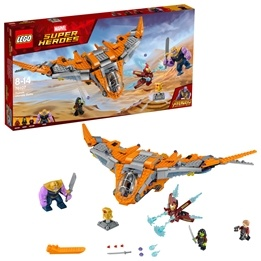 LEGO Marvel Super Heroes - Thanos: den yttersta striden 76107