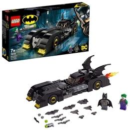 LEGO Super Heroes 76119 - Batmobile och jakten på Jokern