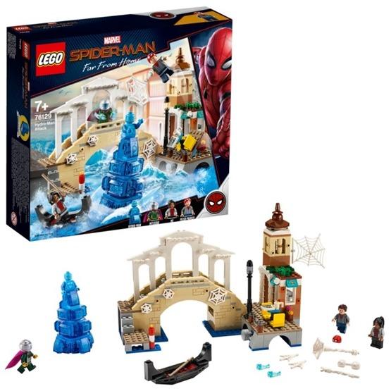 LEGO Super Heroes 76129 - Hydro-Man attackerar