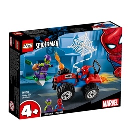 LEGO Super Heroes 76133 - Spiderman biljakt