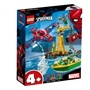 LEGO Super Heroes 76134, Spiderman: Doc Ocks diamantkupp