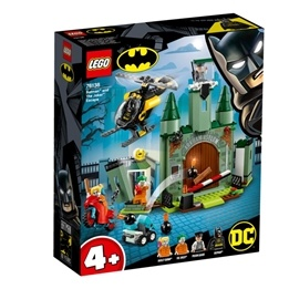 LEGO Super Heroes 76138 - Batman och Jokerns flykt