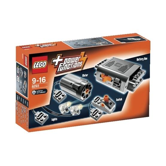 LEGO Power Functions 8293, Motorset