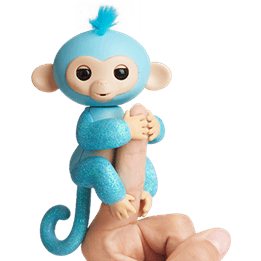 Fingerlings, Apa Glitter Amelia