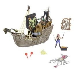 Pirates Skepp med tillbehör