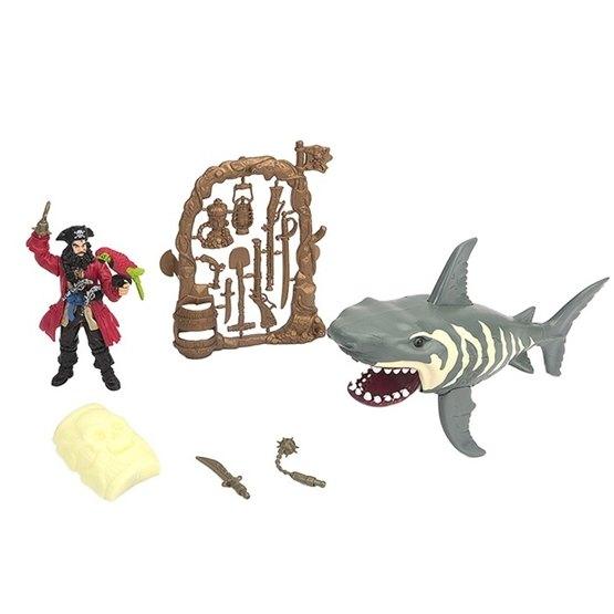 Pirates, Figurer med tillbehör