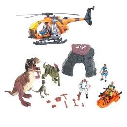 Stora dinosauriegrottan