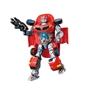 Transformer Carbot Large, röd
