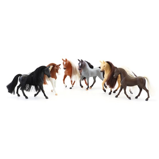 Royal Breeds, Hästar 6-pack