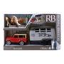 Royal Breeds, Van med hästtransport & häst