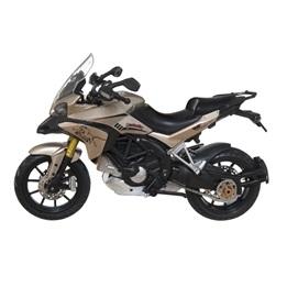 Rapid Speed, Ducati MC i metall 16 cm - Guld