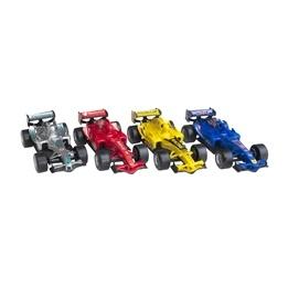 Rapid Speed, Formel 1 med ljud & ljus 4-pack