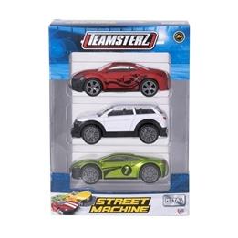 Teamsterz, Metallbil 1:43 3-pack