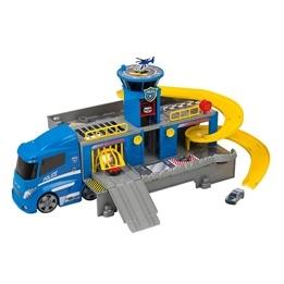 Teamsterz, Polisvan med garage 60 cm