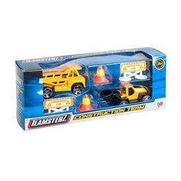 Teamsterz, Arbetsfordon Big Builder 2-pack 7 cm