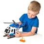 Teamsterz, MEGA Helikopter 36 cm Blå