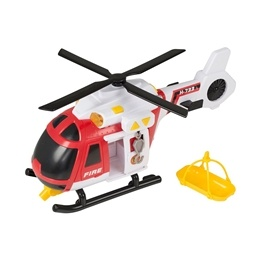 Teamsterz, MEGA Helikopter 36 cm Röd