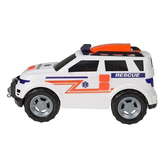 Teamsterz, MEGA Ambulansjeep 36 cm