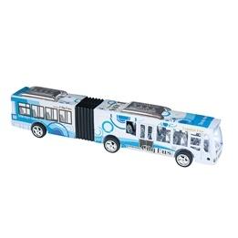 Ledbuss 35 cm - blå