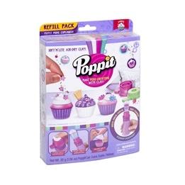 Poppit, Tema refill - Cupcakes