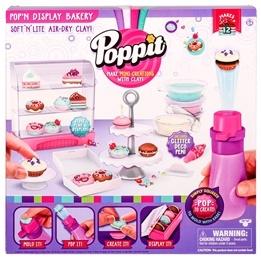 Poppit, Lekset - baka med popper