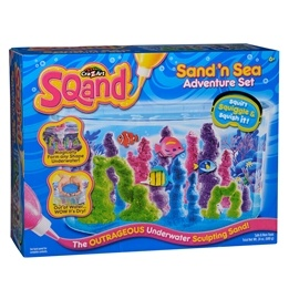 Sqand, Sand Sea Adventure