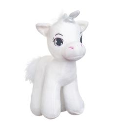 My first pony, Enhörning mjukdjur Vit 20 cm