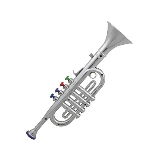 Trumpet på blister 30 cm