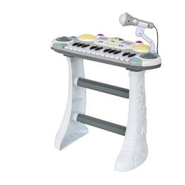 Stage, Keyboard med ben & mikrofon