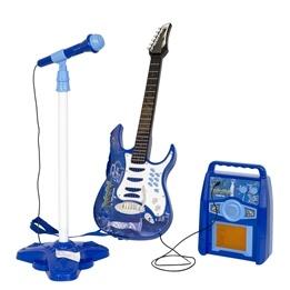 Stage, Gitarr med förstärkare & mikrofon