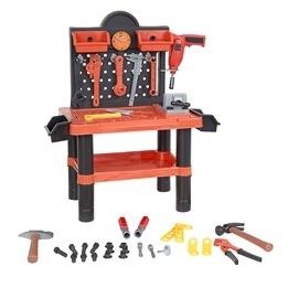 Power Tools, Verktygsbänk med verktyg 60 cm