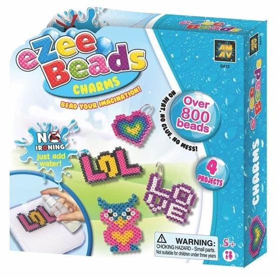 eZee Beads, Vattenpärlor Startset Charm