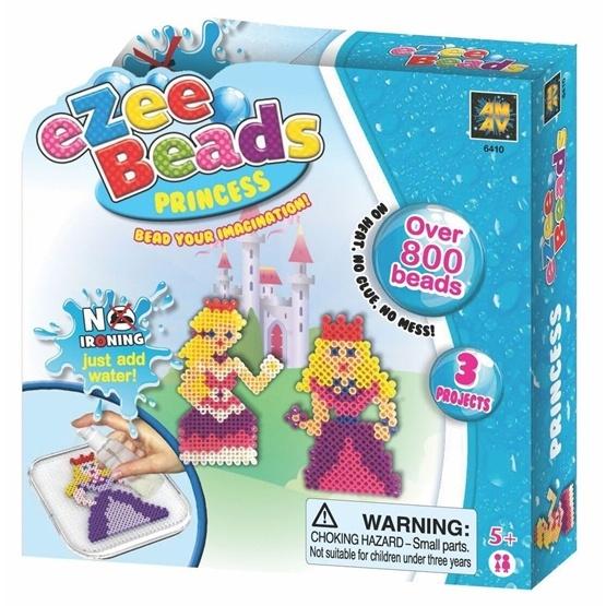 eZee Beads, Vattenpärlor Startset Prinsessa