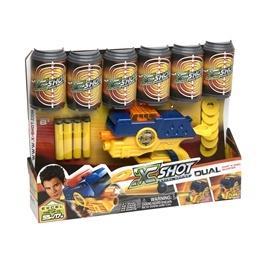 Xshot, Dual dart & disc blaster