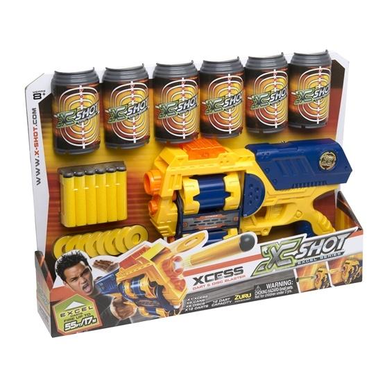Xshot, Xcess Dart Blaster