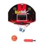 Basketkorg boll och pump