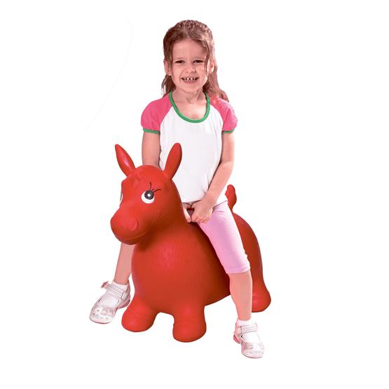 Hoppdjur pony