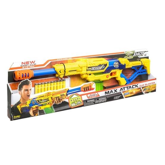 Xshot, Max Attack Clip Blaster