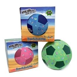 Beachboll Volley/Fotboll - rosa