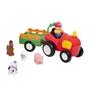 KID, Traktor med släp & bondgårdsdjur