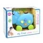 KID, Djur på hjul med ljud & ljus - Flodhäst